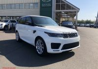 Range Rover Sport for Sale Lovely New 2019 Land Rover Range Rover Sport Dynamic with Navigation & 4wd