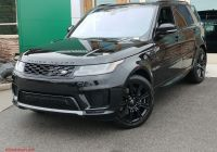 Range Rover Sport for Sale New New 2020 Land Rover Range Rover Sport Hse Phev Hse