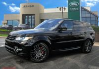Range Rover Sport for Sale Unique Certified Pre Owned 2017 Land Rover Range Rover Sport with Navigation & 4wd