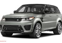 Range Rover Svr for Sale Fresh 2015 Land Rover Range Rover Sport 5 0l Supercharged Svr 4dr 4×4 Specs and Prices