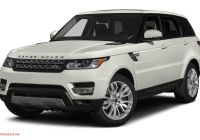 Range Rover Svr for Sale New 2015 Land Rover Range Rover Sport 5 0l V8 Supercharged 4dr 4×4 Specs and Prices