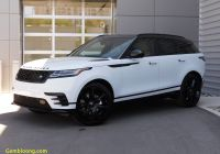 Range Rover Velar for Sale Luxury New 2020 Land Rover Range Rover Velar R Dynamic Hse with Navigation & 4wd