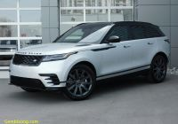 Range Rover Velar for Sale New New 2019 Land Rover Range Rover Velar R Dynamic Hse with Navigation & 4wd