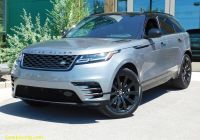 Range Rover Velar for Sale Unique New 2020 Land Rover Range Rover Velar R Dynamic S with Navigation & 4wd