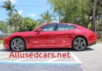 Red Interior Cars for Sale Near Me Awesome 2014 Porsche Panamera 4dr Hatchback 4s Red for Sale Near