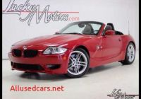 Red Interior Cars for Sale Near Me Lovely 2007 Bmw Z4 M Roadster Premium Pkg Heated Seats Red for