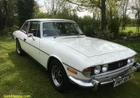 Rhd Cars for Sale Near Me Inspirational Triumph Stag 1973 Manual O D Genuine Miles