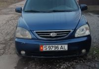 Rio 2003 Model Beautiful Kia Carens 2003