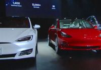 Rose Gold Tesla New Tesla Vehicles are About Less Likely to Be Stolen Than