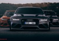 Rs7 for Sale Awesome Widebody Audis the Iest Cars On Roads