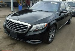 Beautiful S550 for Sale