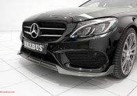 S550 for Sale Unique Mercedes Benz W205 C Class Amg Line Front Brabus Skirting