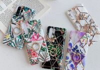 Santa Maria Hyundai Beautiful Beautiful Flower Ring Bracket Kickstand Case for Huawei P30 Pro P30 Lite Mate 30 Pro Mate 20pro P20 Redmi Note 8 Pro Note7 Cute Cell Phone Cases Cell