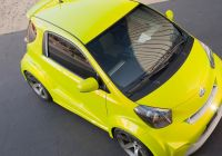 Scion Iq Beautiful Scion Reveals Iq Concept