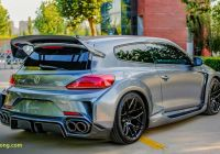 Scirocco R for Sale New Widebody Vw Scirocco R Tuned to 430hp by China S aspec