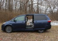 Sienna Trim Levels Beautiful 2020 toyota Sienna Specs and Prices