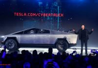 Sleeping Tesla Driver Unique Tesla S Electric Cybertruck is Unveiled It S Pointy