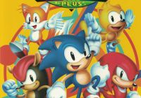 Sonic Unique sonic Mania Plus original soundtrack