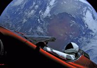 Spacex Tesla Roadster Elegant Tesla S Starman May Infect Outer Space Journalist Swapna