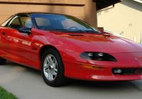Ss 1999 Awesome Chevrolet Camaro Fourth Generation