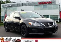 Subaru Certified Pre Owned Awesome Certified Pre Owned 2017 Nissan Altima 2 5 S