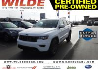 Subaru Certified Pre Owned Fresh Certified Pre Owned 2017 Jeep Grand Cherokee 75th Anniversary Edition 4wd