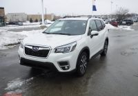 Subaru Certified Pre Owned Unique Certified Pre Owned 2019 Subaru forester Limited Awd