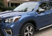 Subaru forester Awesome 2019 Subaru forester Long Term Introduction