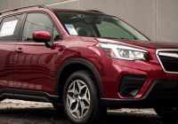 Subaru forester Awesome February 2020 Best 2020 Subaru forester Lease & Finance