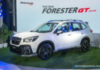 Subaru forester Beautiful 2020 Subaru forester Gt Edition now In Ph Costs PHP 2 12m