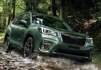 Subaru forester Beautiful Japan S Subaru forester X Edition Special Not Afraid to Get