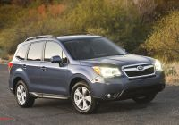 Subaru forester Best Of 2015 Subaru forester Prices and Expert Review the Car