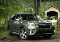 Subaru forester Best Of 2019 Subaru forester Improves Upon A Good Thing Consumer