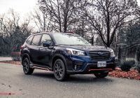 Subaru forester Best Of Review 2019 Subaru forester Sport