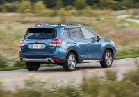Subaru forester Fresh 2019 Subaru forester Suv Will Please Fans but We Have Gripes