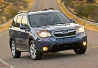 Subaru forester Inspirational 2014 Subaru forester Manual Awd Pzev First Test Truck Trend