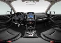 Subaru forester Inspirational All New 2020 Subaru forester Interior Features and Seating