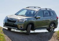 Subaru forester Inspirational New Subaru forester Launched – and It S A Hybrid
