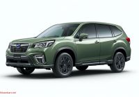 Subaru forester Lovely Japan S Subaru forester X Edition Special Not Afraid to Get