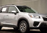 Subaru forester Lovely March 2020 Best 2020 Subaru forester Lease & Finance Deals