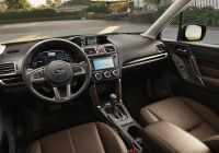 Subaru forester Lovely Subaru Announces Pricing 2017 forester Models