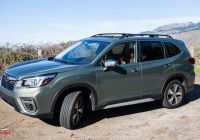 Subaru forester Luxury Subaru S forester Bines Driver Monitoring Tech with