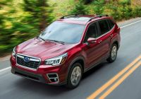 Subaru forester New Subaru forester Crosstrek Production Halted for Potential