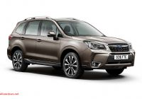 Subaru forester New Subaru forester S A Tweak or Two for 2016