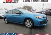 Subaru Impreza for Sale Inspirational Used 2019 Subaru Impreza 5 Door Old Bridge New Jersey