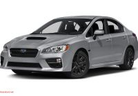 Subaru Impreza Wrx for Sale Unique 2017 Subaru Wrx Base 4dr All Wheel Drive Sedan Pricing and Options