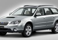 Subaru Legacy 2010 Beautiful 2008 Subaru Legacy 2 0d and Outback 2 0d