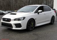 Subaru Sti for Sale Awesome Pre Owned 2018 Subaru Wrx Sti Awd 4dr Car