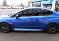 Subaru Sti for Sale Unique Used 2018 Subaru Wrx Base