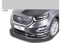 Taurus Car Awesome ford Edge 2 Vignale 2015 Front Lip Splitte